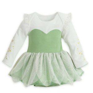 Disney Store Tinkerbell Baby Bodysuit Costume